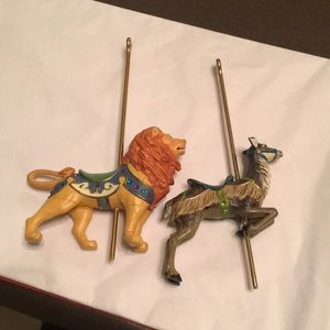 Hallmark Carousel Keepsake Ornament